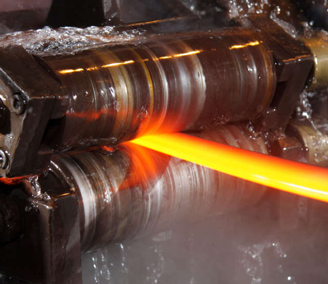 Hot Rolling Bonpertuis Steel